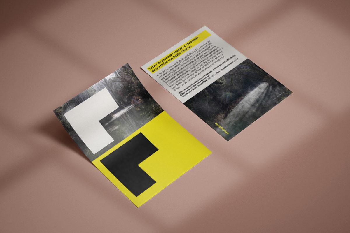 Munk portfolio: efedephoto flyer 2